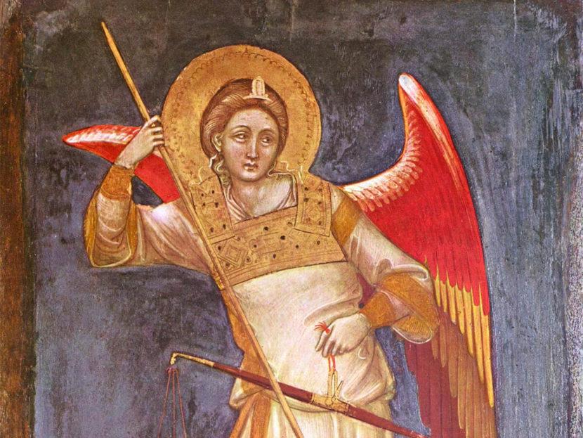 San michele l'arcangelo guerriero