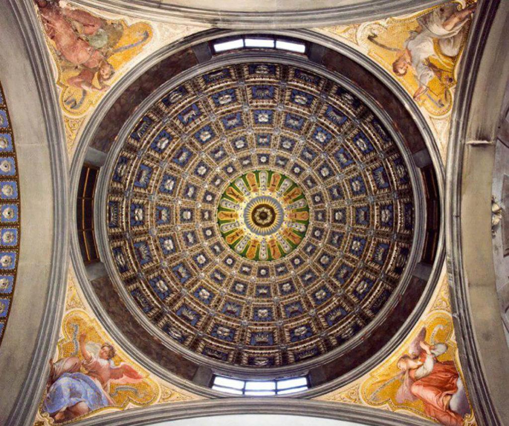 Geometria Sacra e Arte del Mandala nell'Architettura fiorentina dall'XI al XVI secolo