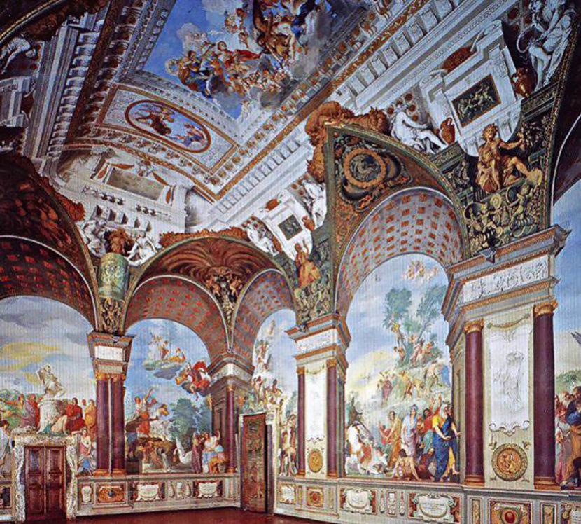 Palazzo Pitti simboli e alchimie nella Sala di Giovanni da San Giovanni