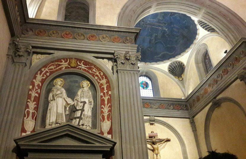visita guidata San Lorenzo e i suoi segreti simbolismi